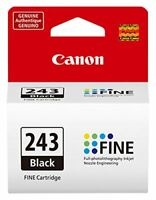 CanonInk 1287C001 Canon PG-243 Black Cartridge, Compatible to MX492, MG3020, and