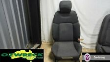 HOLDEN COMMODORE VE SERIES 1 SV6 CLOTH DRIVERS SEAT