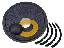 """Recone Kit for JBL PR15 15"""" Passive Radiator Premium SS Audio Repair Parts"""