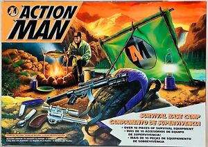 Action Man - Survival Base Camp Set (1994)
