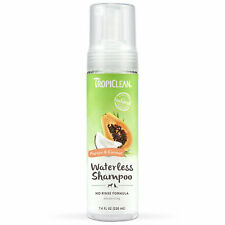 Tropiclean Waterless Shampoo