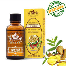 Plant Therapy Lymphatic Drainage Ginger Oil 30ML [ 100% Natural ]