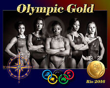 Gymnastics/2016 Summer Olympic Event Poster/Rio/Olympics/16x20 inch