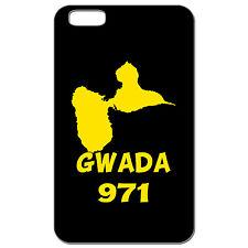 Coque 3 D Téléphone - IPHONE 6 PLUS - GWADA 971 Guadeloupe gwadada