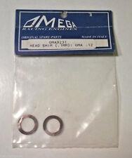 OMEGA Head Shim (.1mm): OMA .12 #OMA9231 NEW RC Part