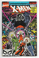 Uncanny X-Men King-Size annual # 14 Marvel Comics 1990 1st App. (cameo) Gambit