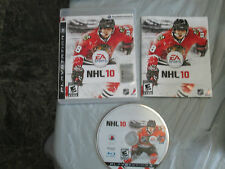 NHL 10 (PlayStation 3, PS3) complete