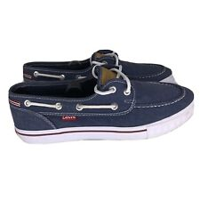 levi's moccasin casual shoes for men for sale  ebay
