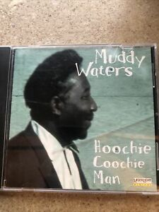 Waters, Muddy - Hoochie Coochie Man - Waters, Muddy CD ZEVG The Cheap Fast Free