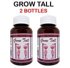 Bone Growth Pills SAFELY BE TALLER 2 Month Course LIMITED OFFER PRICE $42.99
