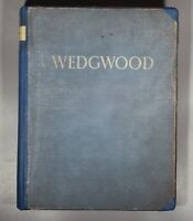 scarce Wedgwood Catalogue of Bodies Glazes and Shapes 1940-1950 Keith Murray