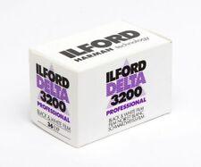 ILFORD DELTA 3200 ISO  36 Aufnahmen  2 Filme  135/36  MHD/expiry date 09/2020