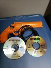 Panasonic 3DO American Laser Games  Gunslinger Games  Light Gun RARE with game