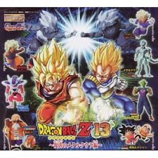 New Dragon Ball HG Gashapon Capsule Vol.13 Full Set 7 Figure / Roshi Freeza