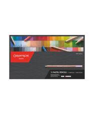 CARAN D'ACHE PASTEL PENCILS - Box of 76 assorted colour fine dry pastel pencils