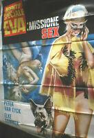 XXL  Filmplakat,Plakat,AGENTA SPECIALE EVA,MISSIONE SEX,ELKE SOMMER,P EYCK#164
