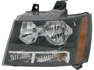 Fits 2007-2013 Chevrolet Avalanche Headlight Assembly Left TYC 92519NB 2009 2008