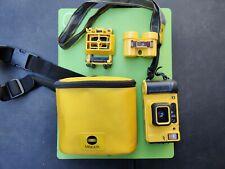 Minolta Film Camera Weathermatic Dual 35 With Case And Accessories