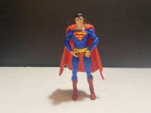 """2009 DC Universe Infinite Heroes SUPERMAN 3.75"""" Figure From Public Enemies Pack"""