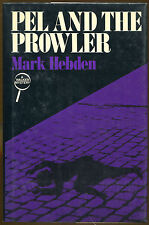 Pel and the Prowler by Mark Hebden-First American Edition/DJ-1986