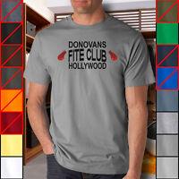 Ray Donovan Sho Tv Fite Nite Donovans Fite Club Distressed Adult Crew Sweatshirt