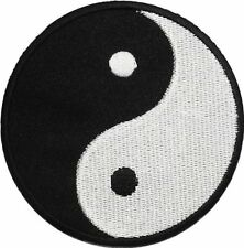 Yin Yang Tao Dao Rainbow Chinese DIY Applique Embroidered Sew Iron on Patch YY-0