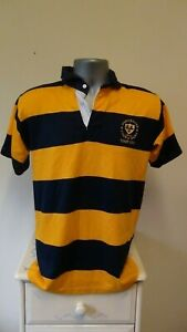 Worcester Warriors Rugby Union Club Tour 2001 Collared T Shirt