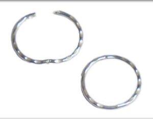 Sterling Silver 925 12mm Solid hinged Diamond cut Sleeper Earrings ERJ Co