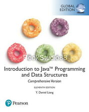 Introduction to Java Programming and Data Structures, Comprehensive Version 11E