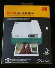 KODAK SMILE Classic INSTANT PRINT Digital Camera GREEN Stick BK Photos SEALD NIB
