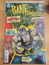 BANE CONQUEST #8 (of 12) (2018 DC Comics) ~ VF/NM Comic Book
