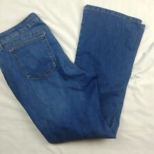 Style Co Bootcut Jeans Size 14 Short Med Wash High Rise