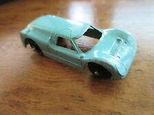 Tootsietoy Ford Gt car light blue Aqua marine