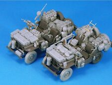 LEGEND 1/35 LF1233 SAS Jeep Conversion tamiya dragon afvclub trumpeter hobbyboss