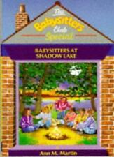 Babysitters at Shadow Lake (Babysitters Club Specials),Ann M. Martin