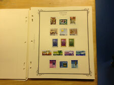 Portugal Scott Specialty Album Pages 1952-1983 w Hundreds of Stamps $760 Cat  
