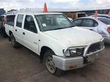 HOLDEN RODEO TF R9 2.6 EFI 4ZE1 MANUAL 4X4 DUAL CAB WRECKING. WHEEL NUTS X6