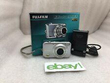 Fujifilm FinePix JX JX250 14.0MP Digital Camera - Silver (JX250) In Retail Box