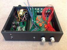 Pre Amplifier DIY: Marantz 7 based circuit