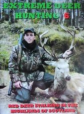EDH 6 RED DEER STALKING HUNTING SHOOTING SCOTLAND DVD