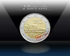 MALTA 2 EURO coin 2017 (Temples - Hagar Qim) Commemorative coin * UNCIRCULATED