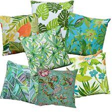Pillow Cover*A-Grade Cotton Canvas Sofa Seat Pad Cushion Case Custom Size*Lf5