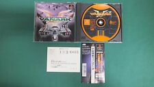 PlayStation - ASTRO TROOPER VANARK - PS1. Spine card. JAPAN. work fully. 26228