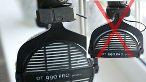 Beyerdynamic Slider Cover Replacement Kit for DT 770 / DT 880 / DT 990 Pro