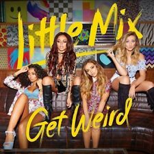 Little Mix Get Weird 12 Track CD Album From 2015