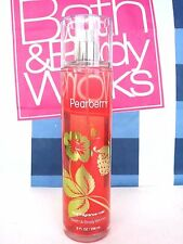 Bath and Body Works Pearberry Fragrance Mist Body Splash Spray 8 fl oz Full Size