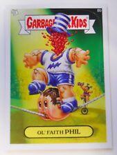 2008 Topps Garbage Pail Kids Series 7 Trading Card #8b-Ol' Faith Phil