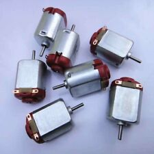 5X New 130 Micro Motor Toy Motors DC Small Motor Experiment Four Wheel Drive Car