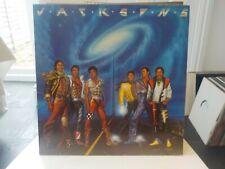 JACKSONS VICTORY 1984 POP ROCK DISCO SOUL VINYL LP
