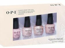 OPI Always Bare For You 2019 Fall Nail Polish Collection - Mini Set (4 X 3.75ML)